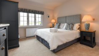 Room One at Hafod Abersoch