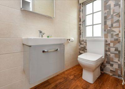 Room One Bathroom Hafod Abersoch