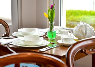Dining Room table Hafod Abersoch
