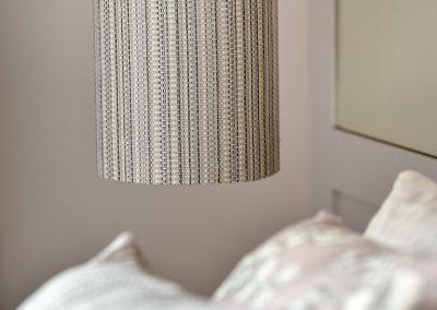 Room Six lamp Hafod Abersoch