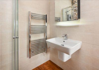 Room Three bathroom Hafod Abersoch
